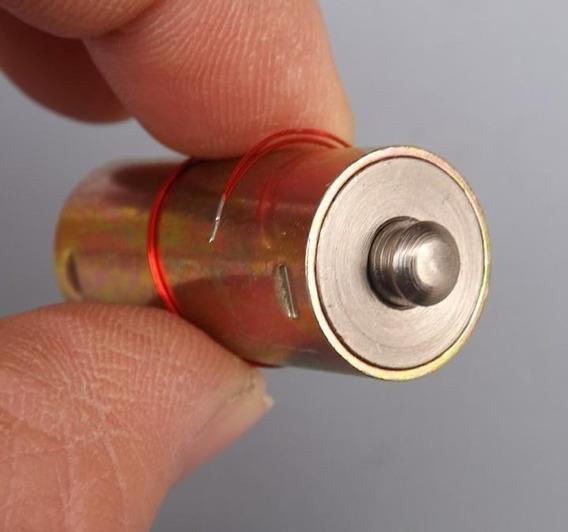 Solenoide Cabeça Dupla Relê Dc 24v 6a Push Pull Arduino Etc
