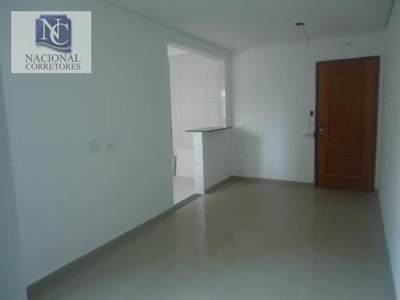 Apartamento Residencial À Venda, Vila Lucinda, Santo André. - Ap0856