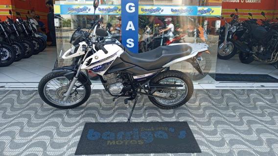 Yamaha Xtz Crosser 150 2015 Branca Impecável