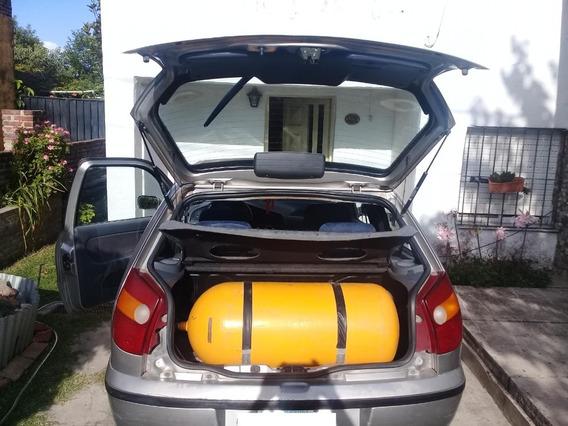 Fiat Palio H L Sedán 3 Ptas Mod 99 Con Gnc (leer Bien)
