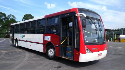 Ônibus Caio Millennium 2008 Piso Reto 4portas