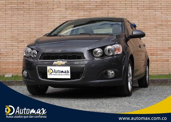 Chevrolet Sonic Lt, At 1.6