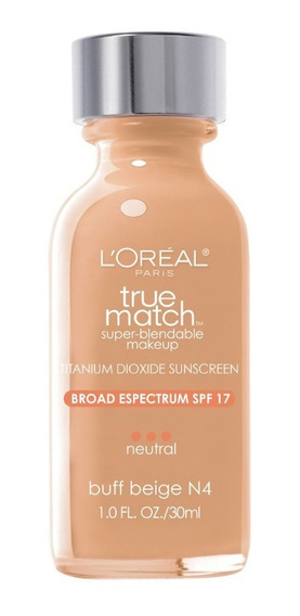 Maquillaje Liquido True Match 30ml L