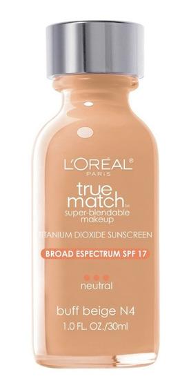 Maquillaje Liquido True Match 30ml L