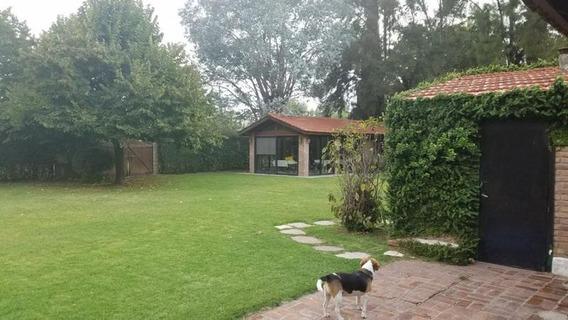 Casa Sobre Dos Lotes En Barrio Los Rosales Canning