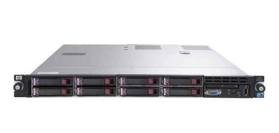 Servidor Hp Dl 360 G7 2 Fontes 2 Six Core 2 Hds 146gb 32 Gb