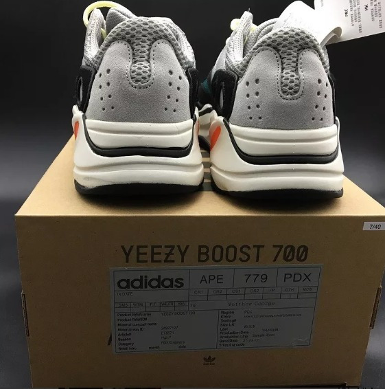 Zapatillas 100% Originales adidas Yeezy 700 Disp. 41- 42- 43