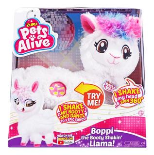 Pets Alive Llama Blanca Original Wabro