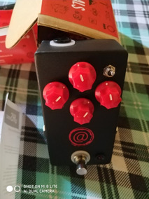 Pedal Jhs At Andy Timmons Serie Limitada Especial Black