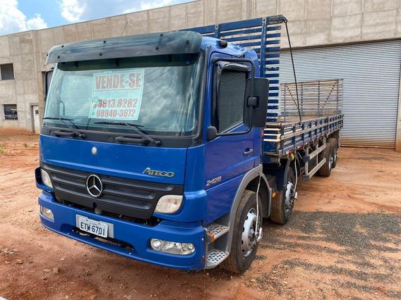 Mercedes Benz Atego 2428 Bi Truck 8 X 4