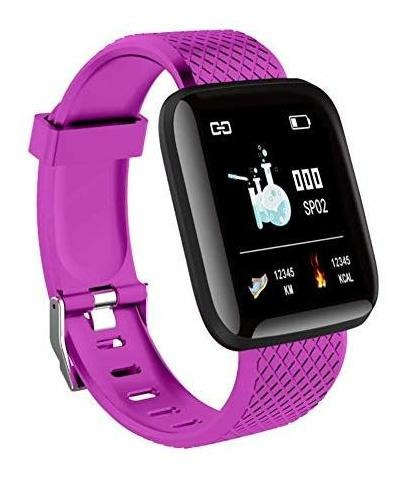 Hellopet Sports Fitness 116plus Reloj Inteligente Impermeabl