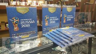 Album Panini Tapa Dura Rusia 2018