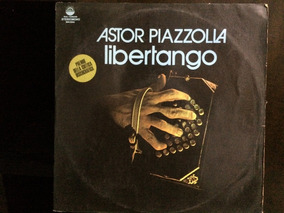 Lp Lp Astor Piazzolla - Libertango 1974