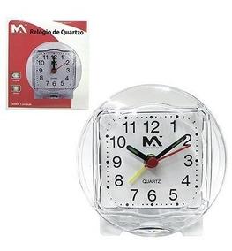 25 Relógios Despertadores Simples Para Personalizar