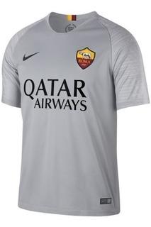 Camisa Roma 2018 Nova Clube Italiano Masculino - Oficial