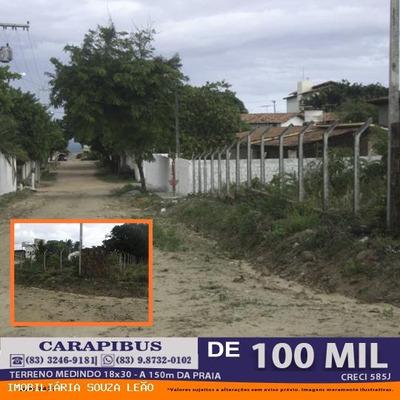 Terreno Para Venda Em Conde, Carapibus - 7427