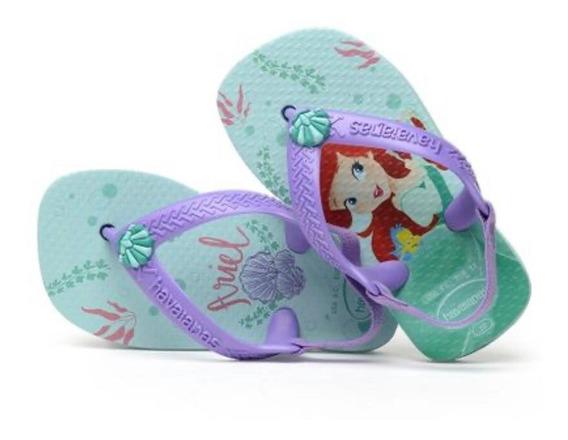 Havaianas Baby Disney Ariel - Original