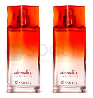 2 X 1 Adrenaline 75 Yanbal Envio Gratis - L a $283