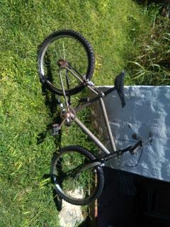 Bicicleta Tipo Bmx (sin Marca)
