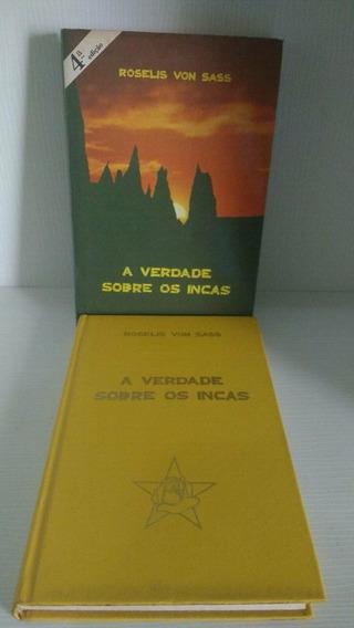 Combo 3 Livros Roselis Von Sass Ruínas Célebres Kuarahycorá