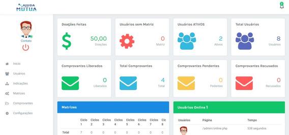 Script Ajuda Mutua 2018 - Com Ciclos Conta Bancaria