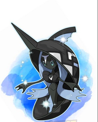 Pokémon Tapu Fini Shiny Evento - Usum/sm