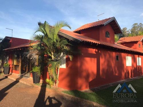 Chácara Com 5 Dormitórios À Venda, 2726 M² Por R$ 900.000,00 - Zona Rural - Londrina/pr - Ch0135