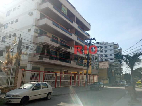 Apartamento-à Venda-vila Valqueire-rio De Janeiro - Vvap20375