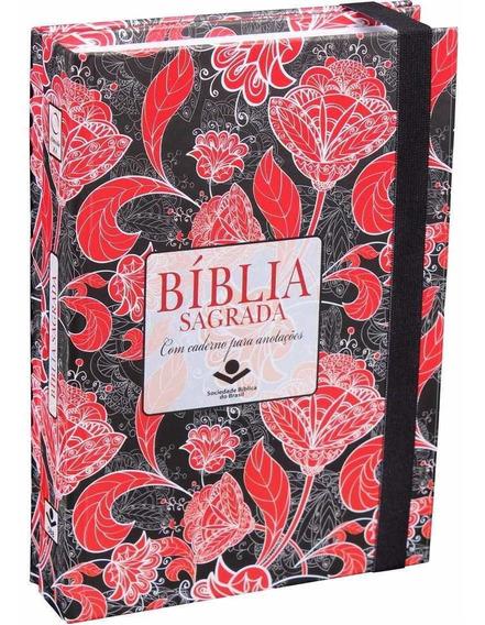 3 Unid Bíblia Sagrada Com Caderno De Anotações