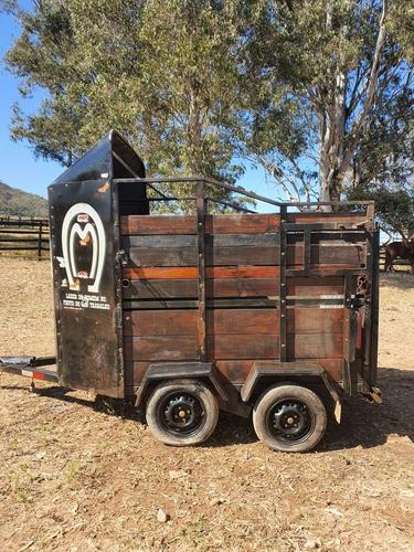 Carreta Para Transportar Cavalos