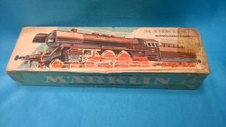 Locomotora A Vapor Marklin 3048 01097