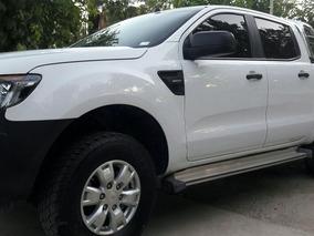 Ford Ranger 2.5 Cd 4x2 Xl Safety Ivct 166cv 2015
