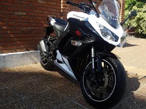 Kawasaki Ninja1000sx Z1000 Negra&blanca Permuto Qr Motors