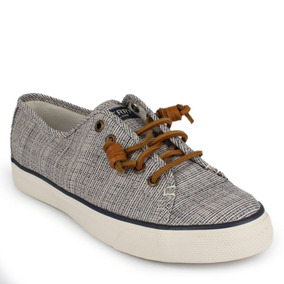 Zapatilla Seacoast Crosshatch Azul