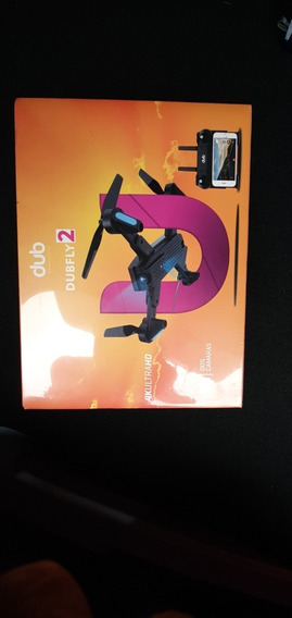 Drone Dub 4k Novo Na Caixa.