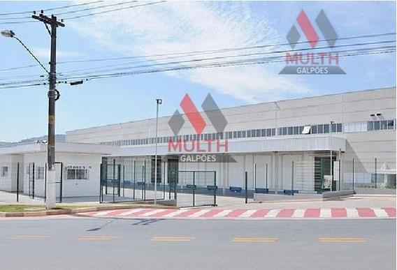 Galpão Industrial Para Locação, Jardim Alvorada, Jandira. - Ga0079
