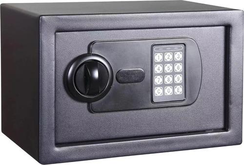 Caja Fuerte Grande De Seguridad Digital 31x20x20 Alarma