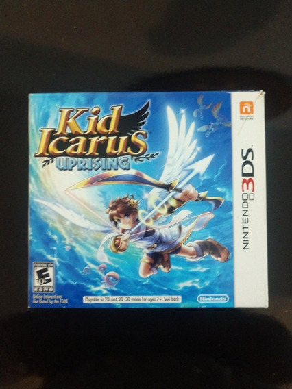 Kid Icarus C/ Stand Para 3ds