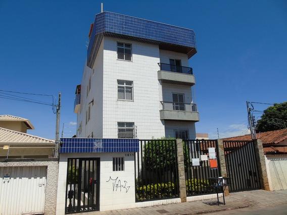 Apartamento Com 3 Quartos Para Alugar No Eldorado Em Contagem/mg - 1160