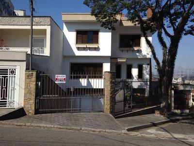 Sobrado Residencial À Venda, Vila Gilda, Santo André - So20401. - So20401