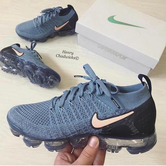 Tênis Nike Vapor Max 2.0 Original Kit C/ 2 Pares De Meias