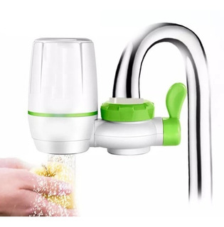 Pack 2 Filtro Purificador Agua Potable Cerámica Elimina Clor