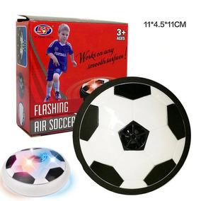 Mini Bola De Futebol Flutuante Para Jogar Dentro De Casa Luz