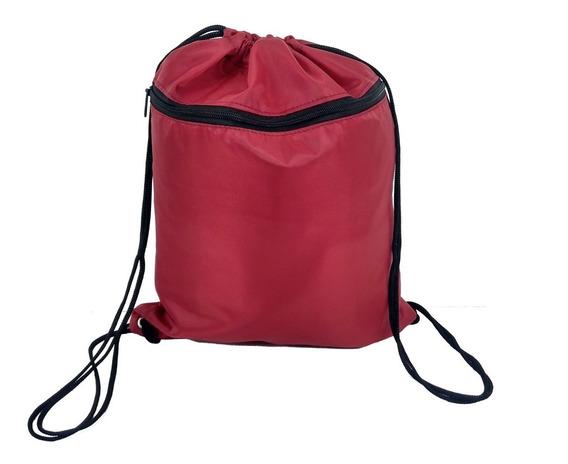 Bolsa Saco Esportivo Com Cordao Para Academia