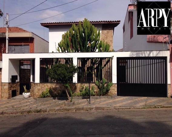 Casa A Venda Em São Paulo , Casa A Venda Arpy Imoveis . - Ca00016 - 32854033