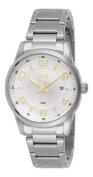 Relógio Masculino Dumont Analógico Casual Du2315ae/3k