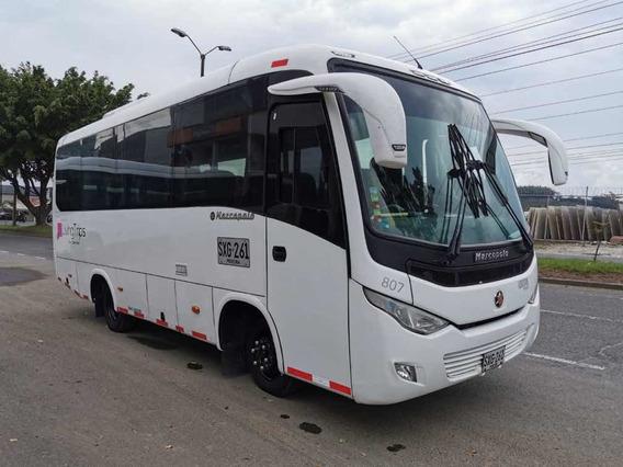 Marcopolo Hino New Senior Xzu710l