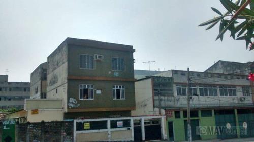 Apartamento Com 2 Dormitórios À Venda, 56 M² Por R$ 230.000,00 - Vila Valqueire - Rio De Janeiro/rj - Ap0424