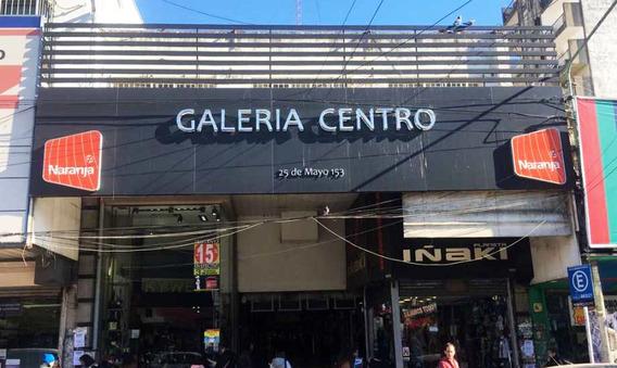 Excelente Local En Galería Centro Moron