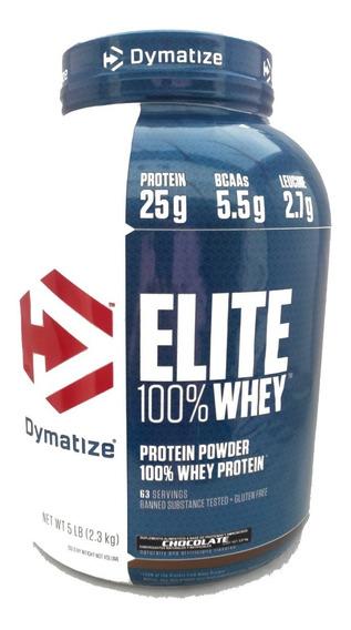 Proteina Dymatize Elite 100% Whey 5 Libras Envio Gratis